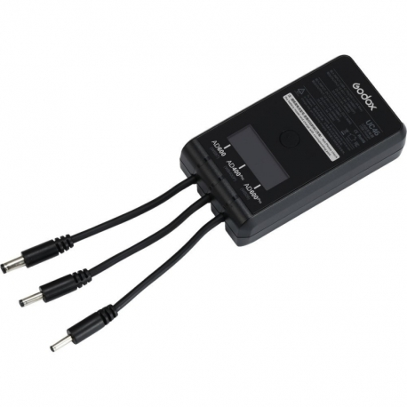 Godox UC46 Charger for WB400P, WB87, WB26 (simultaneously charging)