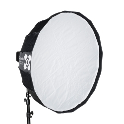 Quadralite Flex 85cm Foldable Beauty-Dish