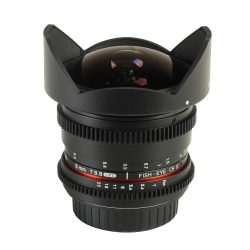 Objektiv Samyang 8mm VDSLR T3.8 Fish-eye CS II für MFT