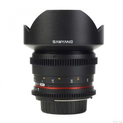 Objektiv Samyang 14mm T3.1 ED AS IF UMC VDSLR für Sony E