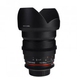 Samyang 24mm T1.5 ED AS IF UMC VDSLR for Canon