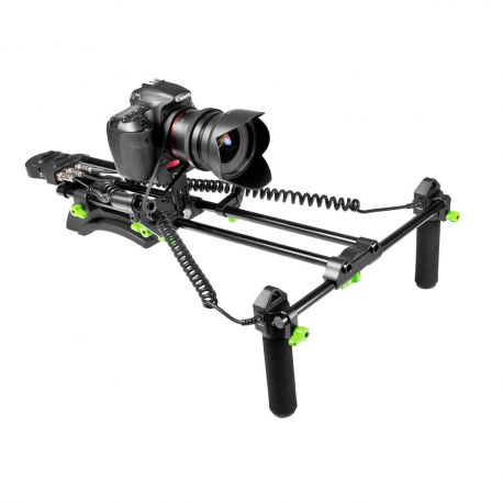 Genesis SK-MHF03 - shoulder rig with an electrical follow-focus system