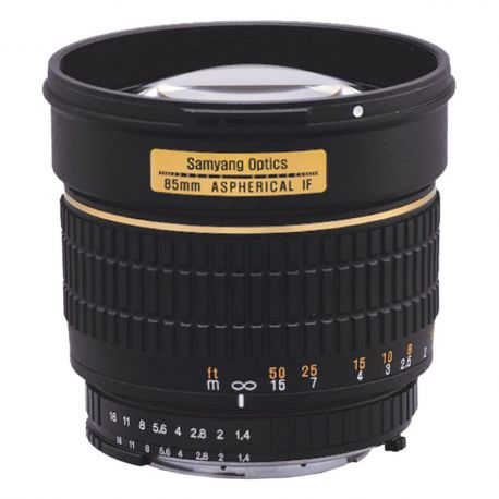 Samyang 85mm F1.4 AS IF UMC for Olympus