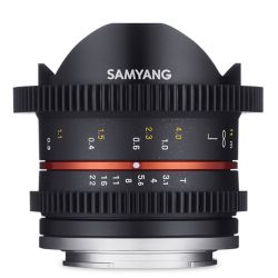 Samyang 8mm T3.1 Cine for Canon M