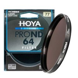 Hoya Pro neutrale dichte ND64 49mm filter