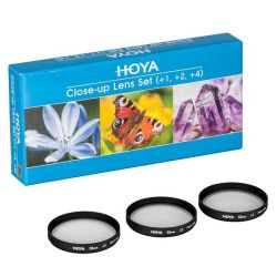 Hoya CLOSE-UP SET filter 37mm