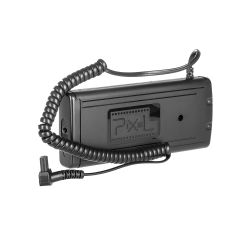 Pixel TD-384 battery pack for Sony flash lamps