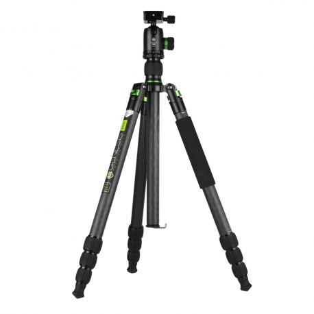 Genesis Base C5 Kit green - Tripod with Ballhead
