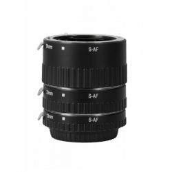 MeiKe MK-N-AF1-A adapter rings with transfer of AF and exposure to Nikon
