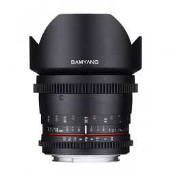 Samyang 10mm T3.1 ED AS NCS CS VDSLR for Olympus FT