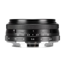 MeiKe MK-28mm F2.8 lens for MFT