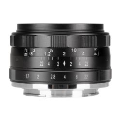 MeiKe MK-35mm F1.7 lens for Canon M