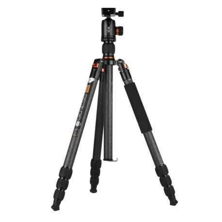 Genesis Base C5 Kit orange - Tripod with Ballhead