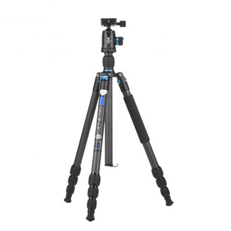 Genesis Base C1 Kit blue - Tripod with Ballhead