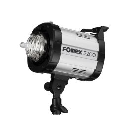 Fomex E200 200Ws studio flash