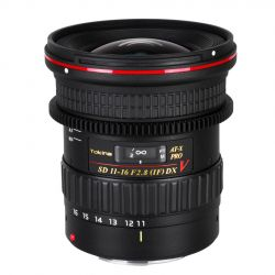 Tokina AT-X 11-16 F2.8 PRO DX V for Canon