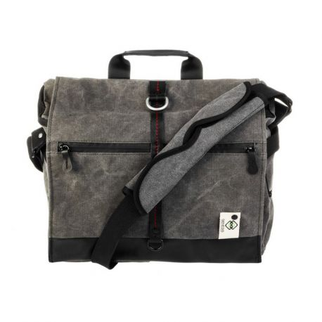 GENESIS DAKAR L gray - photo bag
