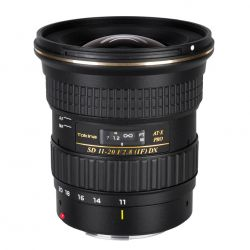 Tokina AT-X 11-20 F2.8 PRO DX lens for Canon