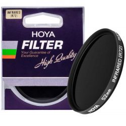 Hoya R72 INFRARED filter 82mm