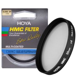Filtr Hoya CLOSE-UP +4 HMC 55mm