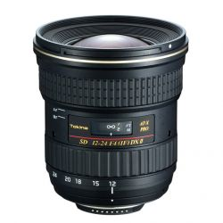 Tokina AT-X 12-24 F4 PRO DX II lens for Canon